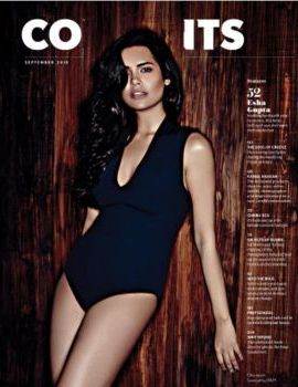 Esha Gupta Hot Photo Shoot for Maxim Magazine 2015