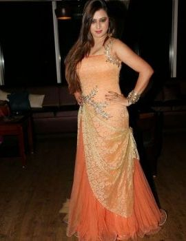 South Actress Farah Khan at Signature Events 3rd Anniversary Celebration