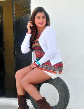 Telugu Actress Farah Khan Photoshoot Stills
