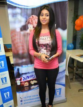 Hamida Stills at Makers of Milkshakes Launch