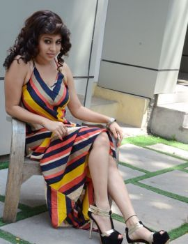 Telugu Actress Hamida Khatoon Latest Stills
