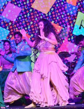 Hamsa Nandini at Big Bang New Year 2019 Celebrations