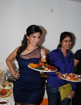 Hamsa Nandini at Exotic North Indian Food Festival