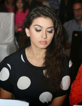 Hansika Motwani at Audi Ritz Icon Awards 2013