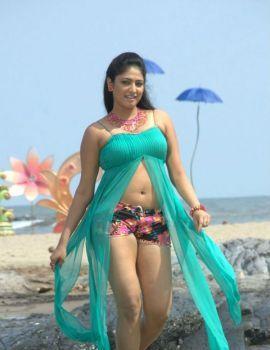 Haripriya Hot Thigh Show Stills