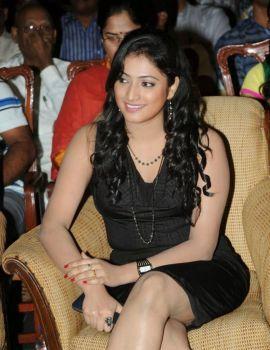 HariPriya in Short Dress at Prema Ishq Kadhal Movie Audio Launch