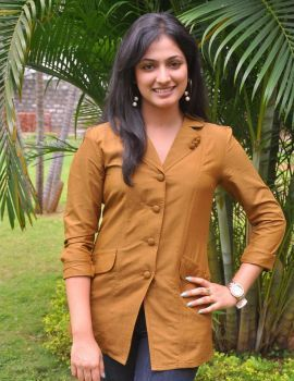 Haripriya Latest Stills at Abbai Class Ammayi Mass Success Meet