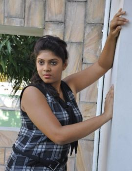 Telugu Actress Haritha at Buchhi Babu Movie Press Meet