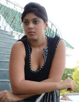 Telugu Actress Haritha Hot and Spicy Photoshoot