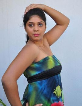 Telugu TV Actress Haritha Hot Stills