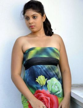 Telugu TV Actress Haritha Hot Stills