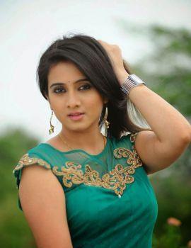 Harshika Poonacha Stills in Appudu Ala Eppudu Ela Movie