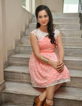 Harshika Pooncha Photos at Appudu Ala Ippudu Ila Movie Trailer Launch