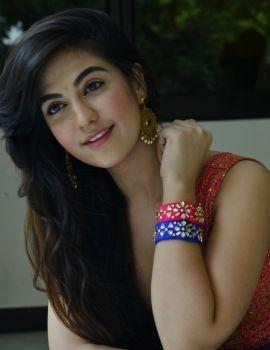 Harshitha Panwar Photos at Telugu movie Bewars Press Meet