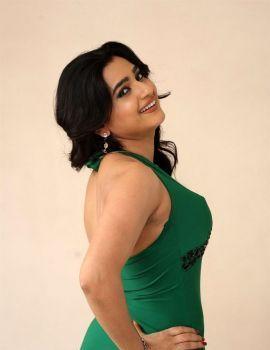 Haseen Mastan Mirza Photos from Prasnistha Movie First Look Launch Press Meet