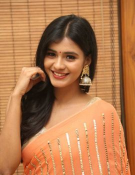 Hebah Patel Stills at Kumari 21F Movie Audio Launch
