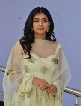 Hebah Patel Stills from 24 Kisses Movie Trailer Launch