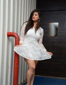 Actress Himani Stills from Jyothi Lakshmi Audio Release