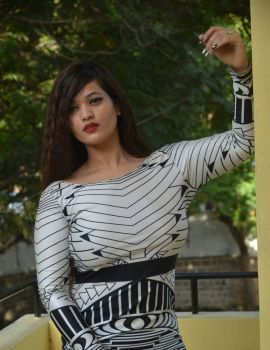 Himani Stills from Green Card Movie Release Press Meet