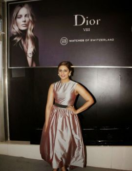 Huma Qureshi Photos at The Launch Of Dior Watches