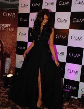 Actress Ileana D'cruz launches Clear shampoo New Range