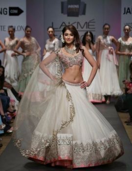 Ileana at Lakme Fashion Week Summer 2014