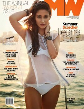 Ileana Bikini Photoshoot for Man's World Magazine