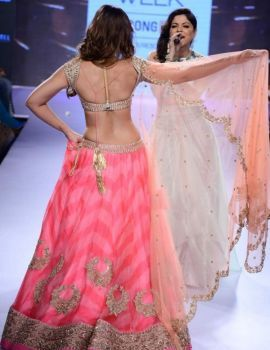 Ileana D'Cruz at Lakme Fashion Week Summer Resort Stills