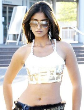 Ileana hot Navel Show Stills in Jeans