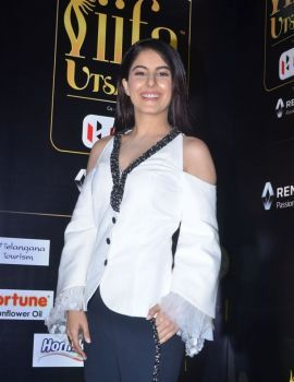 Isha Talwar IFFA Awards 2017 Press Meet
