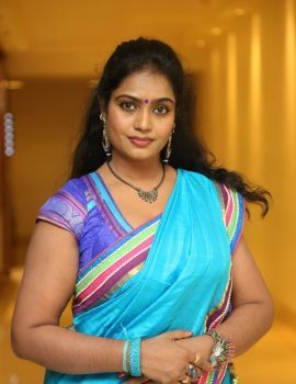Telugu Actress Jayavani Latest Pics