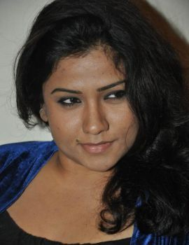 Jyothi in Black Dress Photoshoot Stills