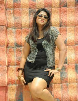 Jyothi Latest Short Dress Photoshoot Stills