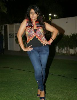 Jyothi Stills at Mosagallaku Mosagadu Audio Launch