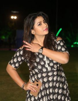 Telugu Actress Jyothi at Balakrishnudu Movie Audio Release Function