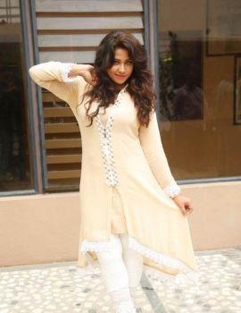 Telugu Actress Jyothi at Saahasam Cheyara Dimbaka Platinum Disc Event