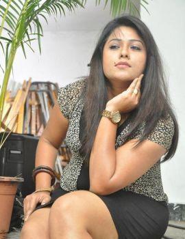 Telugu Actress Jyothi Latest Photoshoot Stills