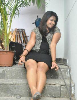 Telugu Actress Jyothi Latest Photoshoot Stills