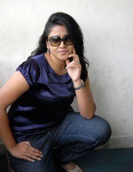 Telugu Movie Side Actress Jyothi New Hot Photoshoot Stills