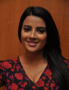 Jyotii Sethi at Bhadram Be Careful Brother Music Launch