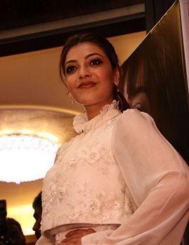 Kajal Aggarwal at Paris Paris Tamil Movie Launch
