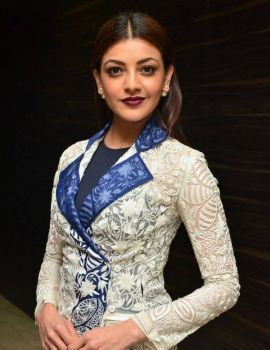 Kajal Aggarwal Stills at Entha Varaku Ee Prema Audio Launch