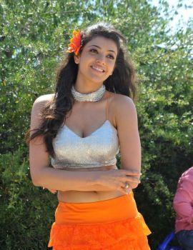 Telugu Actress Kajal Agarwal Latest Stills