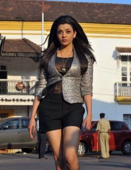 Telugu Actress Kajal Agarwal Sizzling Hot Photos