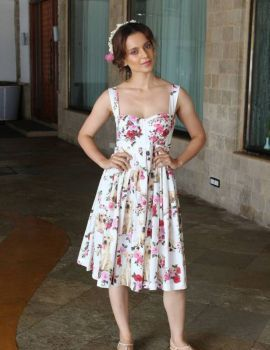 Kangana Ranaut at Simran Film Promotion