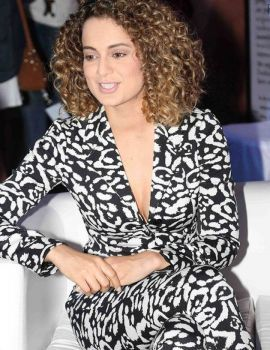 Kangana Ranaut Photos at Times Litfest 2016