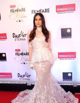 Bollywood Actress Kareena Kapoor at Filmfare Glamour Style Awards