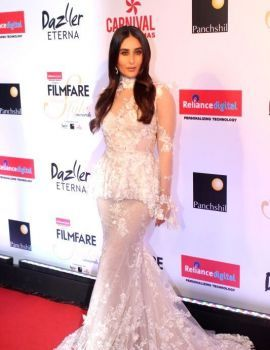 Bollywood Actress Kareena Kapoor at Filmfare Glamour Style Awards
