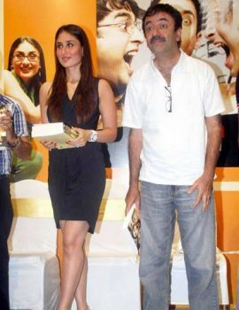 Kareena Kapoor at 3 Idiots Scrap Book Launch
