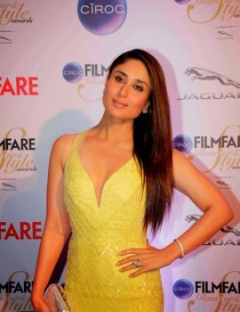 Kareena Kapoor at Ciroc Filmfare Glamour and Style Awards 2015 in Mumbai